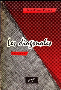 Les Diagonales, Gallimard, 1959