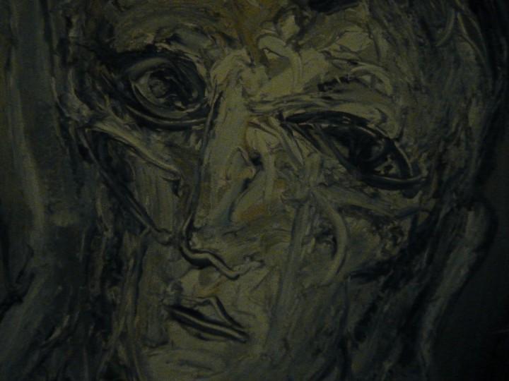 Portrait de Jean-Pierre Rosnay par Sacha Putov (détail)